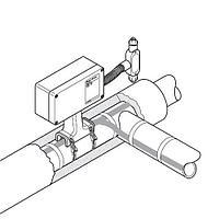 Соединительная коробка со светодиодом, для подключения питания к трем кабелям JBM-100-L-E (Eex e)