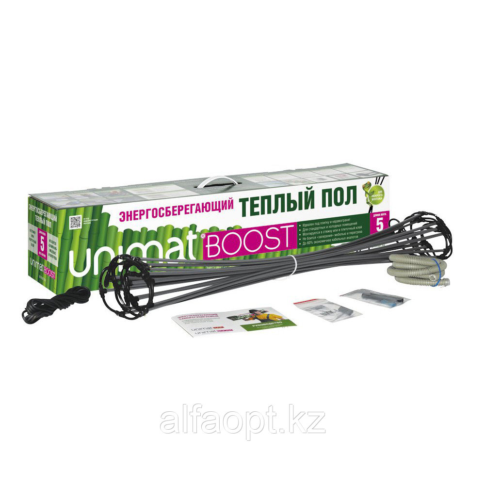 Комплект стержневого тёплого пола Unimat BOOST-0500