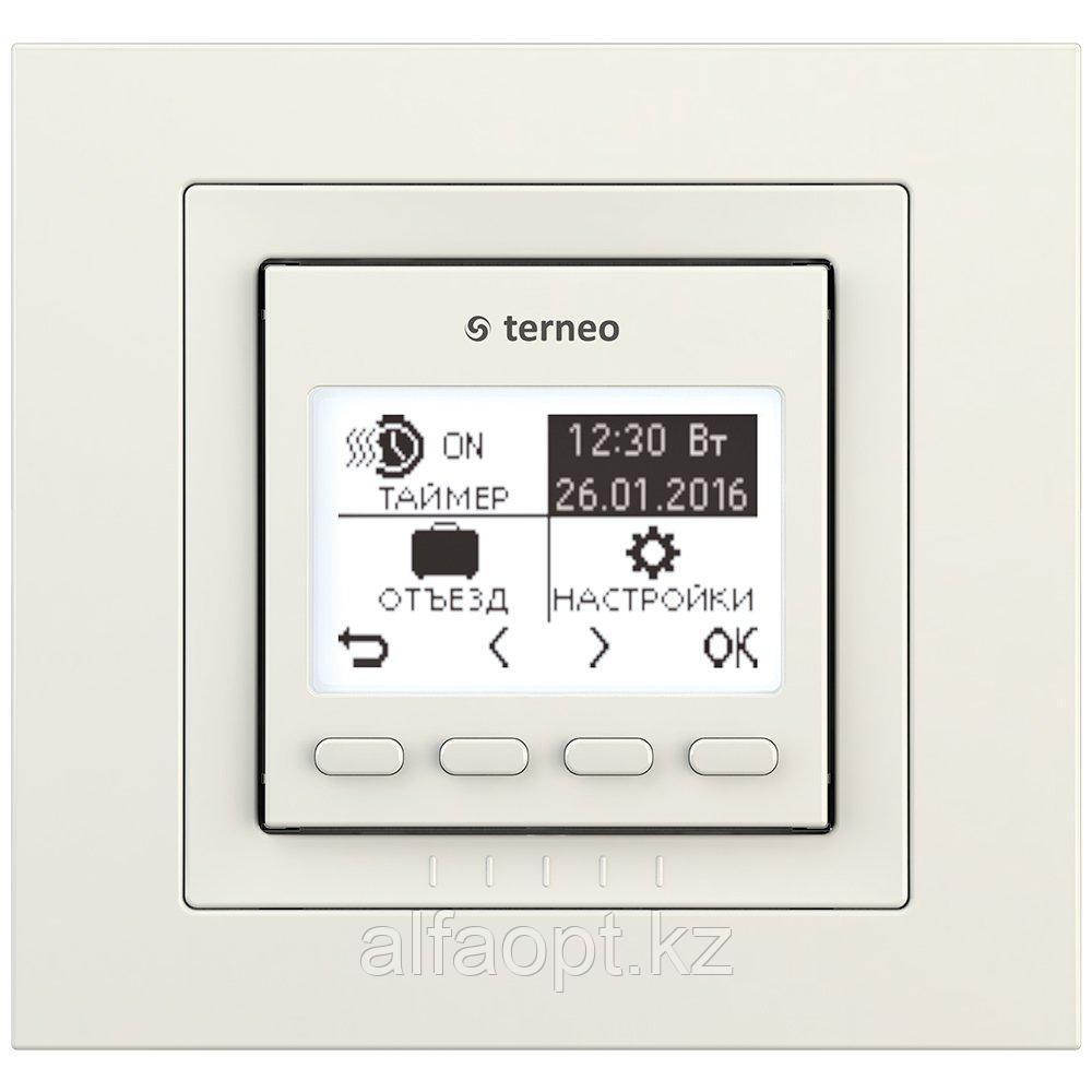 Терморегулятор для инфракрасных панелей и конвекторов Terneo pro unic*