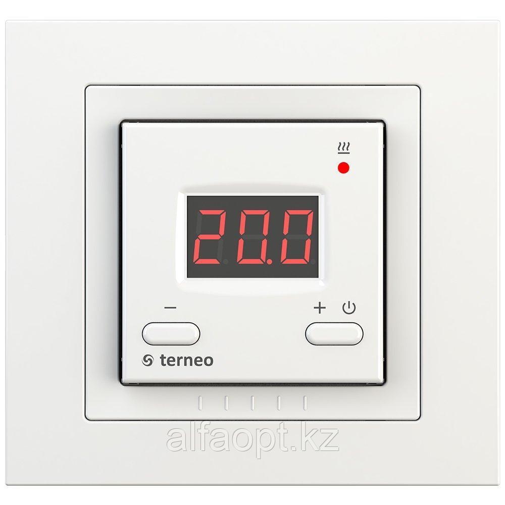 Терморегулятор для инфракрасных панелей и конвекторов Terneo vt unic