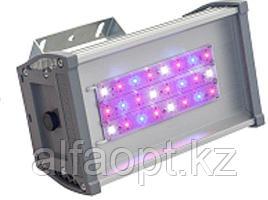 Светильник для основного освещения теплиц и досветки растений OPTIMA-F-055-220-50 (120)