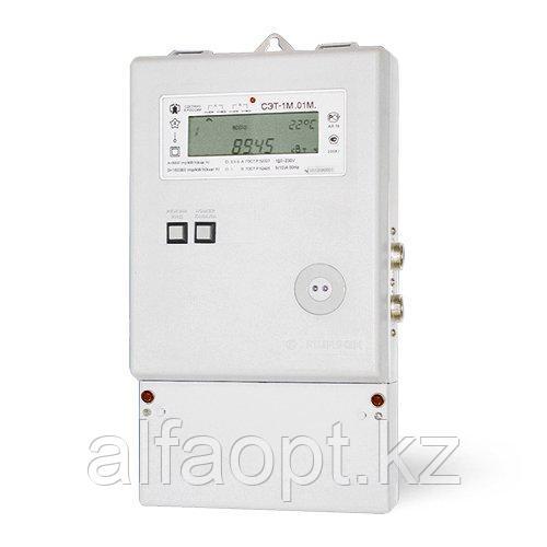 Счетчик электроэнергии СЭТ-1М.01М.01