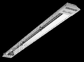 Электрический инфракрасный обогреватель T (BIH-T-1.0-E)