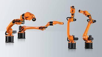 Промышленный робот Kr Cybertech ARC с нагрузкой 8 кг
