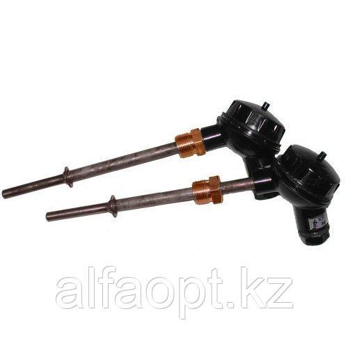 Комплект термопреобразователей платиновых технических разностных Карат КТПТР-06-Pt100-А4-110