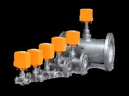 Преобразователь расхода вихревой электромагнитный ПромПрибор ВПС, Ду-100 (ВПС1)