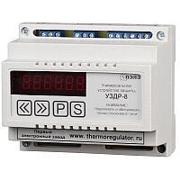Устройство защиты электродвигателя УЗДР-8 (до 6 кВт, 1-10 А, ASM-10)