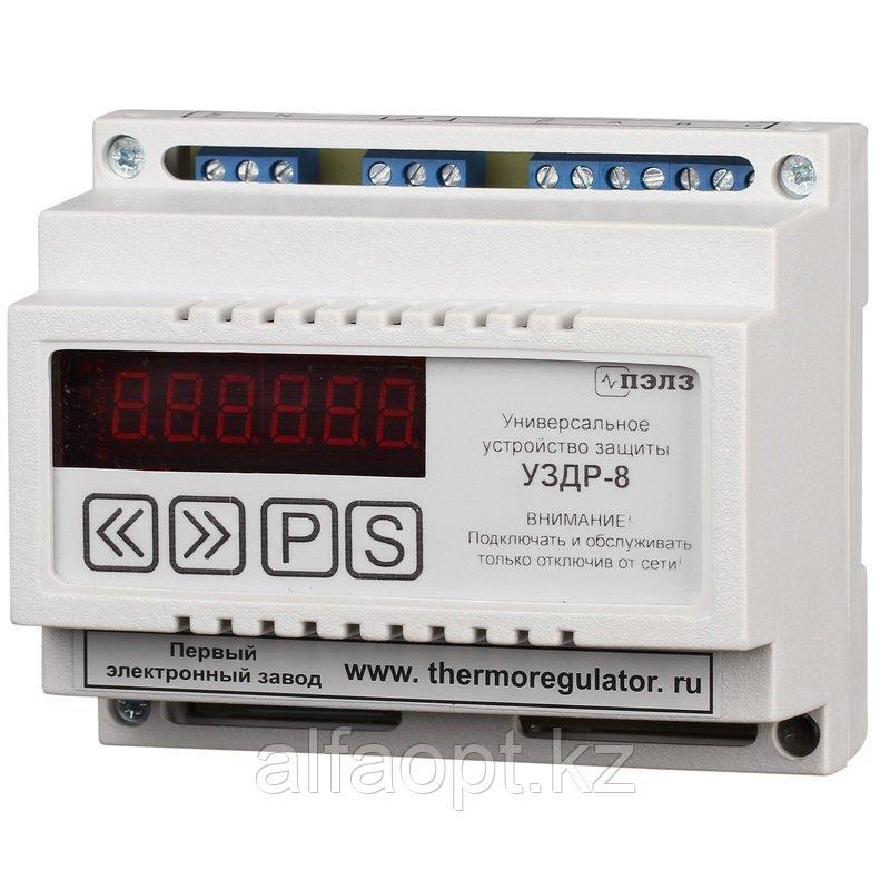 Устройство защиты электродвигателя УЗДР-8  200-300А  без трансформаторов тока