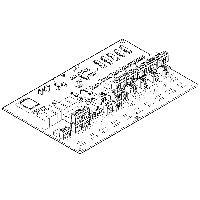 Сменная плата управления системой обогрева NGC-30-CRM-E