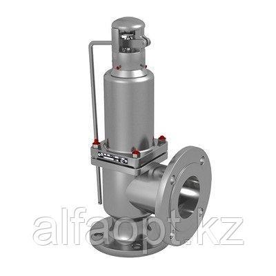 Клапан 17с28нж DN80 PN16 пружинный №0 0,5-1,5
