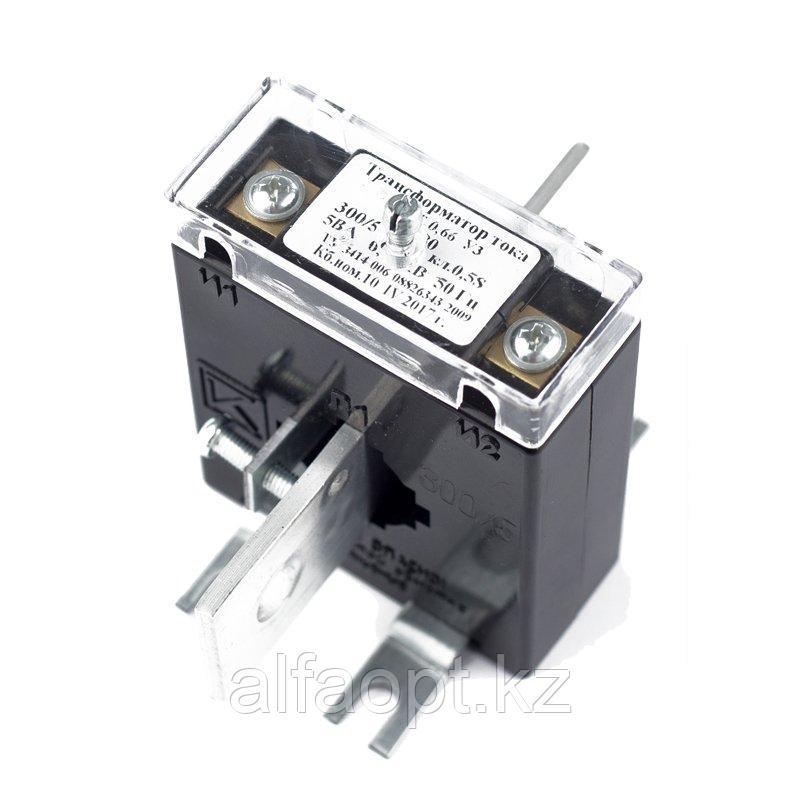 Трансформатор тока ТШП-0,66-5-0,5-400/5 УЗ