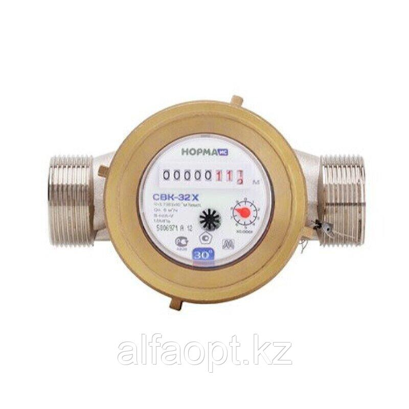 Счетчик воды НОРМА СВКМ-32 (32Х)