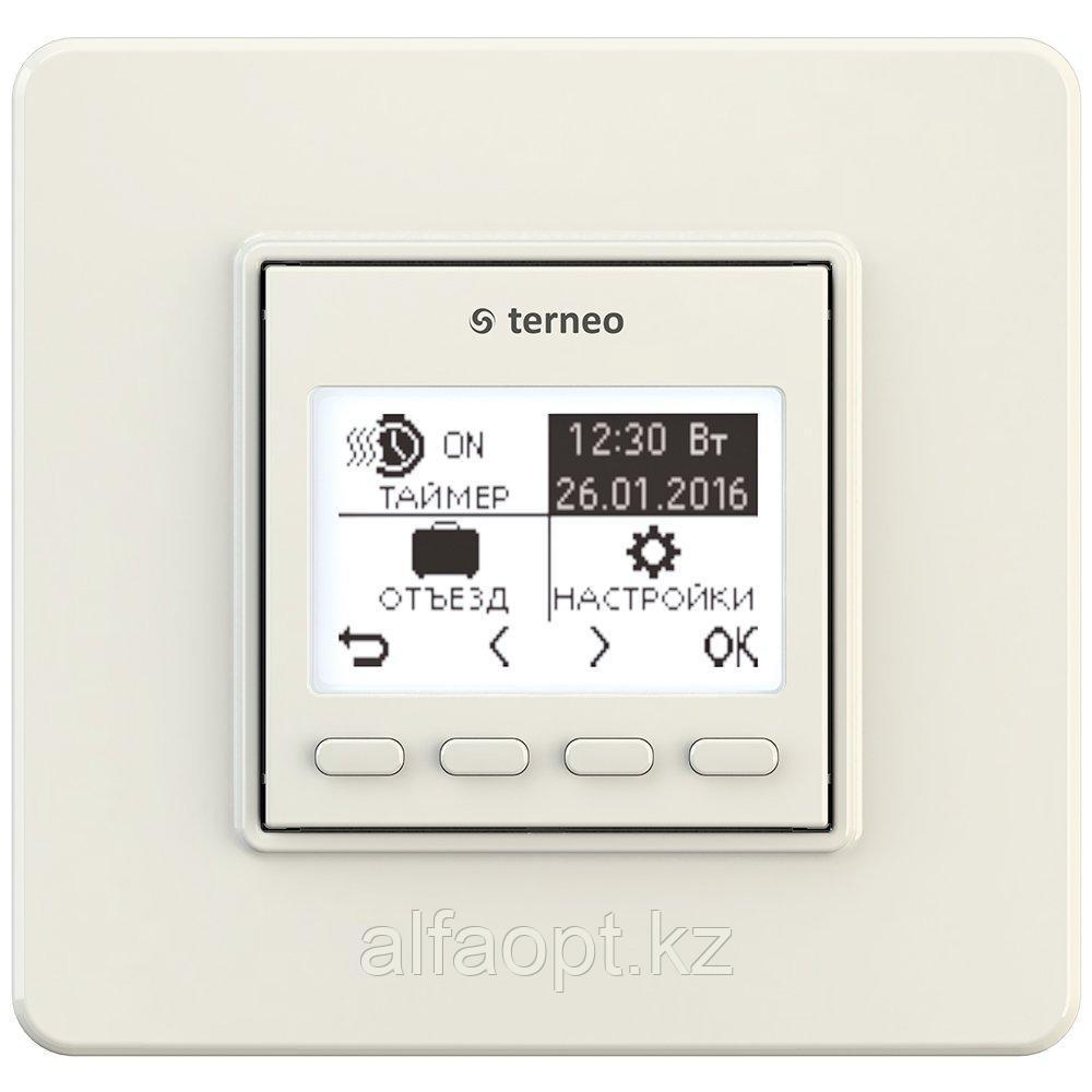 Терморегулятор для инфракрасных панелей и конвекторов Terneo pro*
