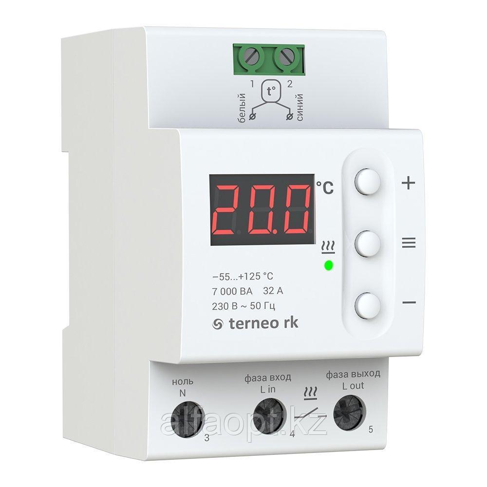 Терморегулятор для электрических котлов Terneo rk 32 А