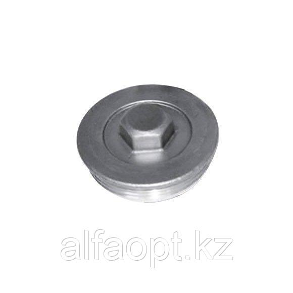 Запорная крышка проточной части (пластик) Карат