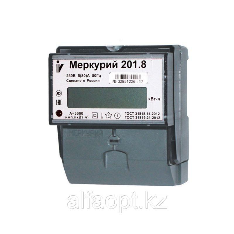 Счетчик электричества Меркурий 201.8 TLO