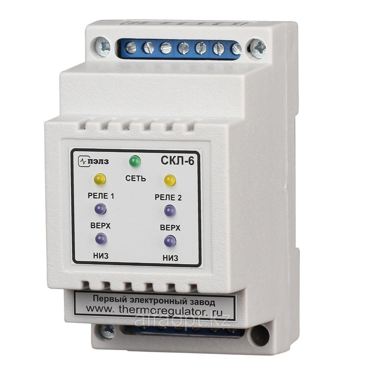 Модуль контроллера уровня СКЛ-6 (без датчиков)