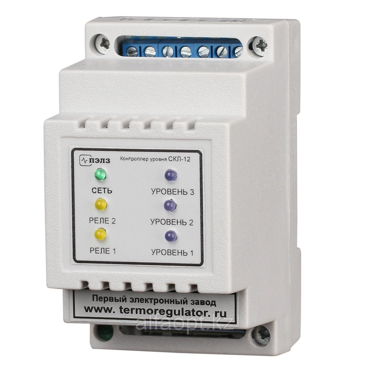 Модуль контроллера уровня СКЛ-12 (без датчиков)