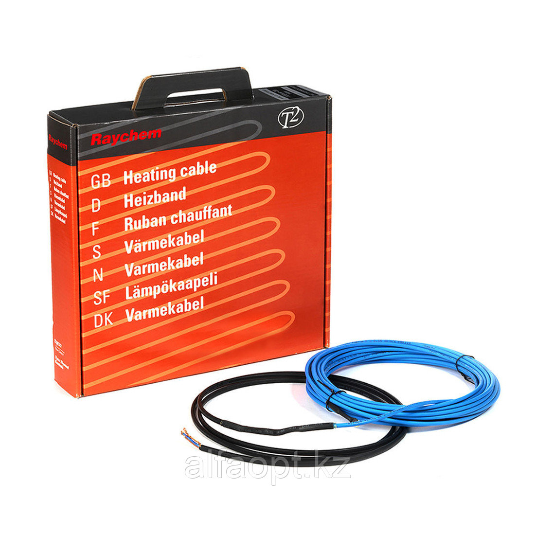 Комплект теплого пола T2Blue R-BL-C-21M/T0/SD, 435Вт