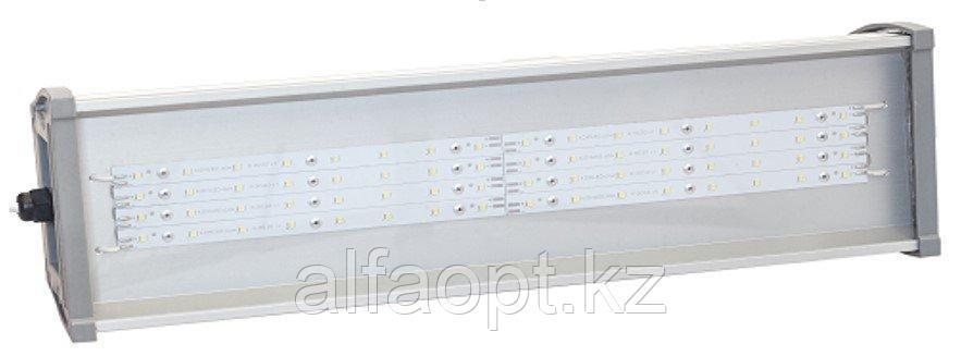 Промышленный светодиодный светильник OPTIMA-Р-015-38-50 (МикропризмаПоворотный-кронштейн)