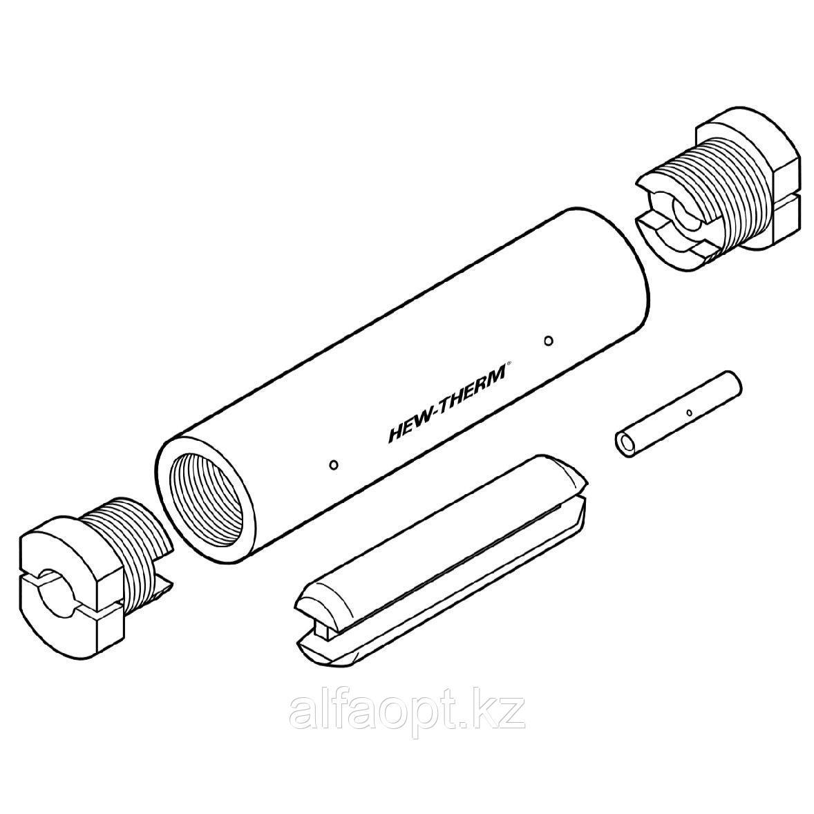 Набор для сращивания греющего кабеля CS-150-25-PI