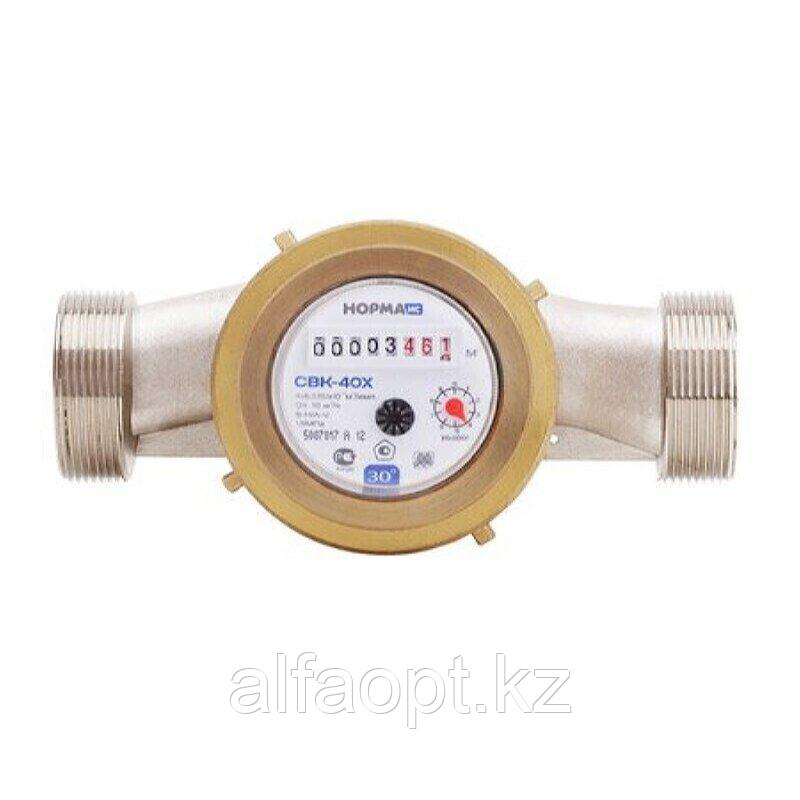 Счетчик воды НОРМА СВКМ-40 (40Х)