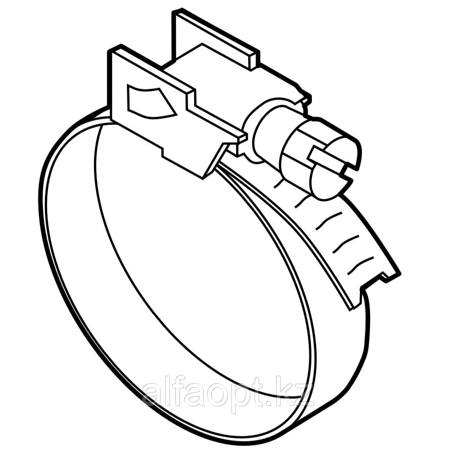 Хомут для крепления кронштейнов к трубе PSE-090