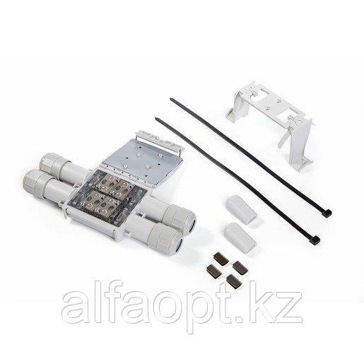 Узел X-образного разветвления греющего кабеля RayClic-X-02