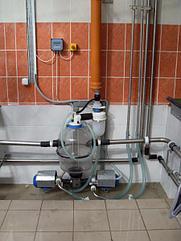 Агрегат доильный стационарный АДСН