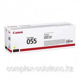Картридж CANON 055 Y [3013C002]   [оригинал]