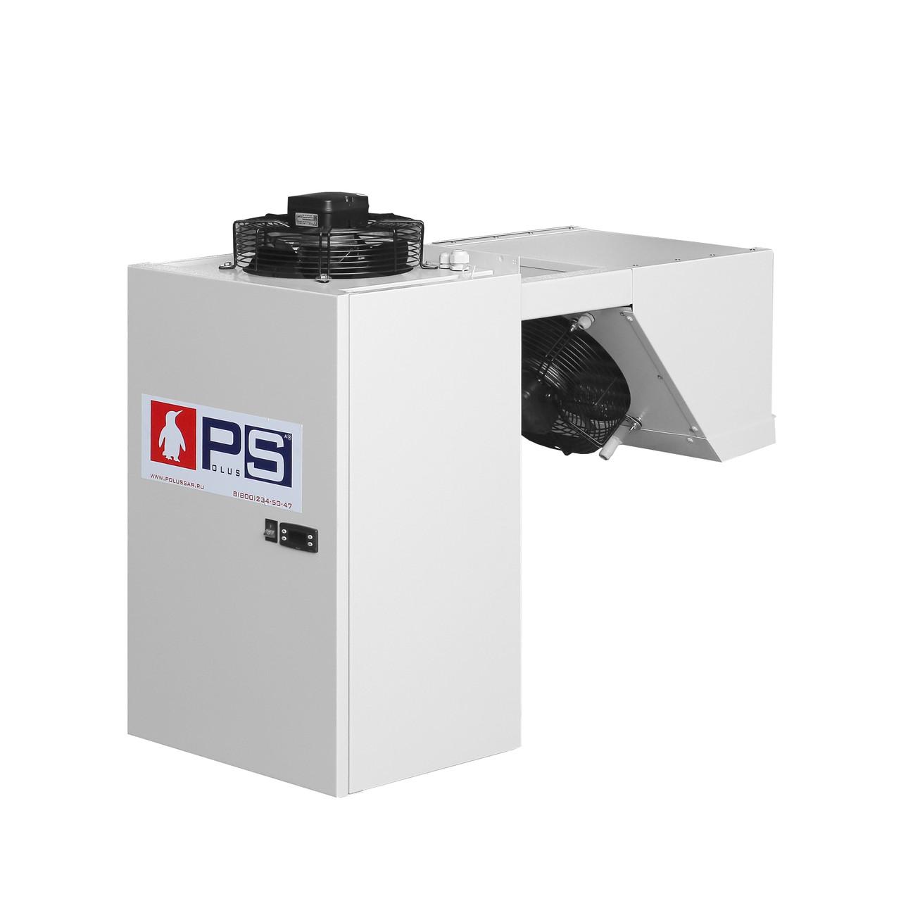 Моноблок низкотемпературный ПОЛЮС-САР 3-8м³ BGM 112 F