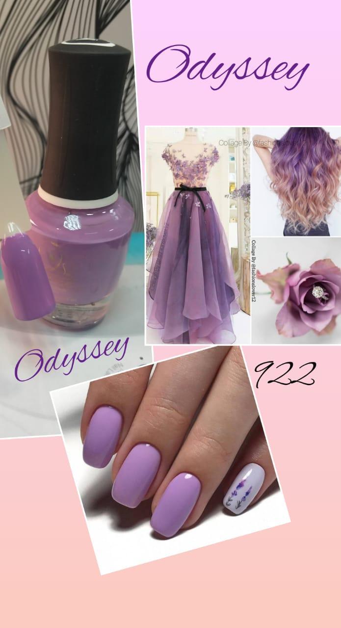 Лак для ногтей Odyssey Nails Systems #923