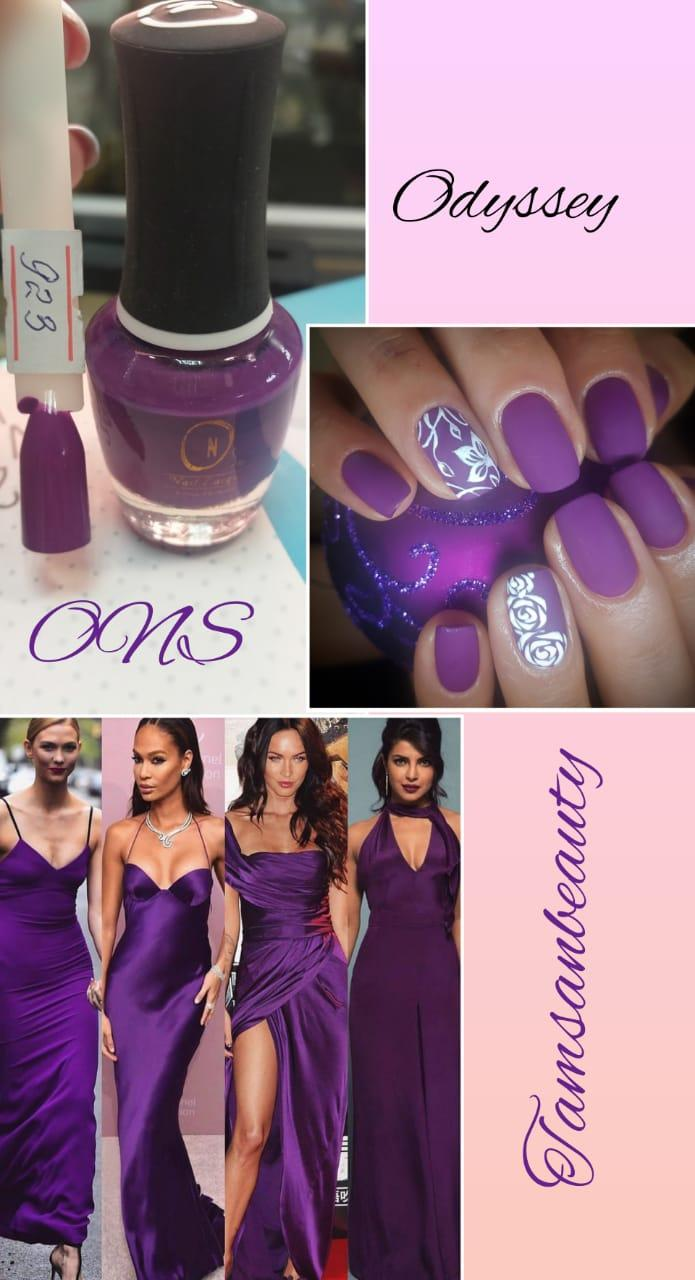 Лак для ногтей Odyssey Nails Systems #923