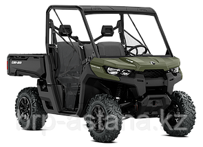 Мотовездеход BRP Can-Am Traxter DPS HD8 800 Зеленый 2019 INT