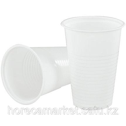 Пластиковые стаканы 180 мл (100 шт), фото 2