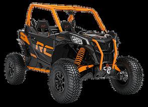 Мотовездеход BRP Can-Am Maverick Sport X rc 1000 R 1000 Черно-оранжевый 2020