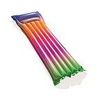 Пляжный матрас для плавания BESWAY Rainbow 44041 (183х69см, Винил, Двухкамерный)