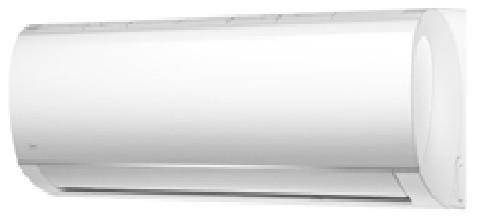 Настенный кондиционер Midea Blanc MSMA1-07HRN1 (инсталляция в комплекте)