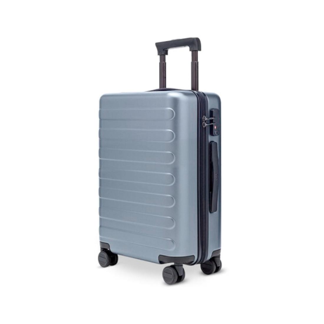 "Чемодан Xiaomi 90 Points Seven Bar Suitcase 20"" (90171STZGUNNY1220, Cyan)"