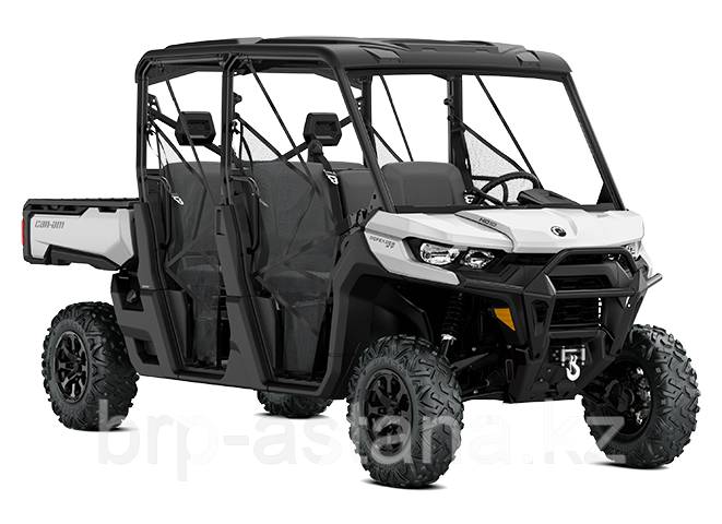 Мотовездеход Can-Am Traxter Max DPS HD10 1000 Серебристый 2020 T