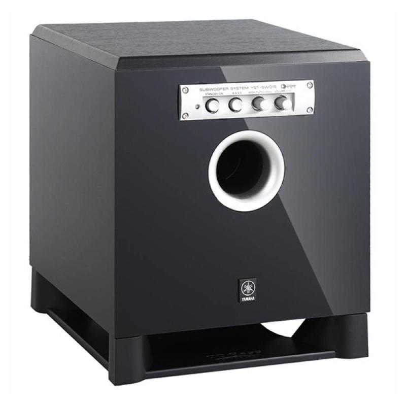 САБВУФЕР YAMAHA SUBWOOFER YST-SW015 PIANO, 70W