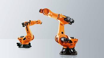 Промышленный робот KR 1000 titan с полезной нагрузкой 750-1300 кг