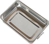 Лоток медицинский прямоугольный ЛМПр-«Медикон», 260х180х30мм, (V - 1,0л),(сталь AISI 430)