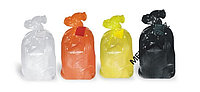 Пакеты для сбора и хранения медицинских отходов А (700х800мм)