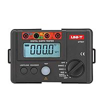 Измеритель сопротивления заземления UT521