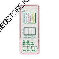 Наркотест тест-кассета на 3 наркотических вещества (Опиаты/Марихуана/Спайсы)