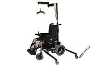 Инвалидное кресло-коляска с электроприводом со встроенным устройством для пересаживания SAVVA CLOU