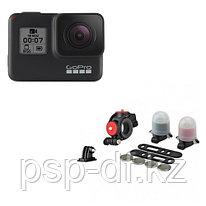Экшн камера GoPro HERO7 Black + Велосипедное крепление Joby