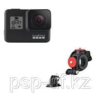 Экшн камера GoPro HERO7 Black + Велосипедный держатель Joby