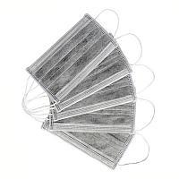 Одноразовая медицинская маска с угольным фильтром